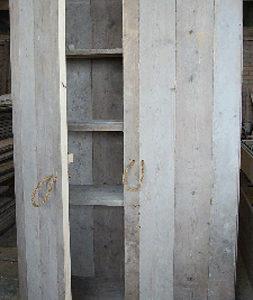 Kast 2 deurs